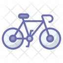 Bicycle Cycle Pedal Driven Icon