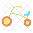 Icycle Cycle Baby Cycle Icon