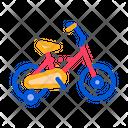 Sport Bike Bicycle Icon