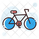 Cycle Bicycle Cycling Icon