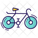 Cycle Bicycle Pedal Bike Icon