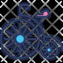 Cycle Bicycle Vehicle Icon