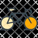 Bike Cycle Ride Icon