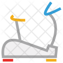 Gym Cycle Exercise Icon