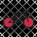 Bicycle Bike Game Icon