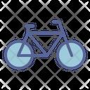 Bicycle Travel Vehicle Icon