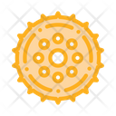 Cycle Cog Icon