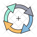Graph Chart Circle Icon