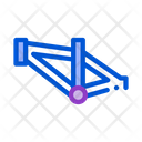 Cycle Frame Icon