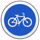 Cycle parking Icon