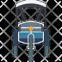 Cycle Rickshaw Rickshaw Transport Icon