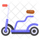 Cycle Scooter Icon