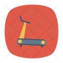 Cycling Machine Running Icon