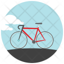 Cycling Bicycle Ride Icon
