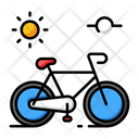 Cycling Education School Icon