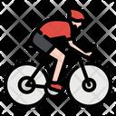 Cycling Bicycle Bike Icon