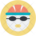 Cycling Ride Travel Icon