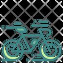 Cycling Bike Sport Icon