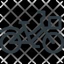 Cycling Urban City Icon