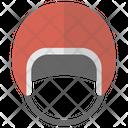 Helmet Cycle Headwear Icon