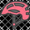 Helmet Sport Bike Icon