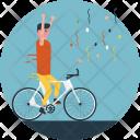 Cycling Tournament Icon