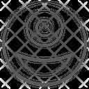 Emoticon Cyclop Emotag Detective Emoji Icon