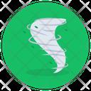 Tornado Hurricane Wind Storm Icon