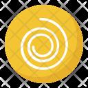 Cyclone Button Icon