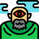Cyclops Giant Monster Icon