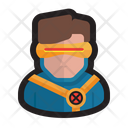 Cyclops X Men Summers Icon
