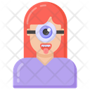 Cyclops Monster Fictional Character Icon