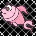 Cyclops Fish Icon