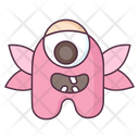 Cyclops Monster Icon