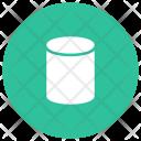 Cylinder Design Measure Icon