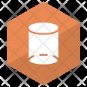 Cylinder Design Shape Icon