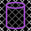 Cylinder Icon