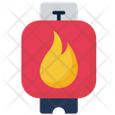 Cylinder Gas Cylinder Nature Icon
