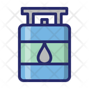 Cylinder Gas Cylinder Gas Icon