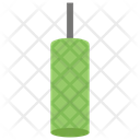 Cylindrical Lamp Icon
