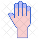 Cynosis Hand Finger Icon