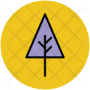 Cypress Tree Pine Icon