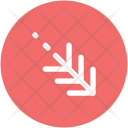 Cypress Leaf Design Icon