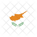 Cyprus National Country Icon