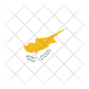 Flag Country Cyprus Icon