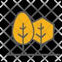 Cyprus Autum Season Icon