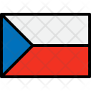 Czech Republic Flag Icon