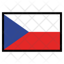 Czech Republic International Global Icon