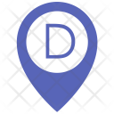 D Way Point Icon