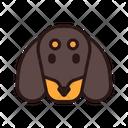 Dachshund Dog Puppy Icon